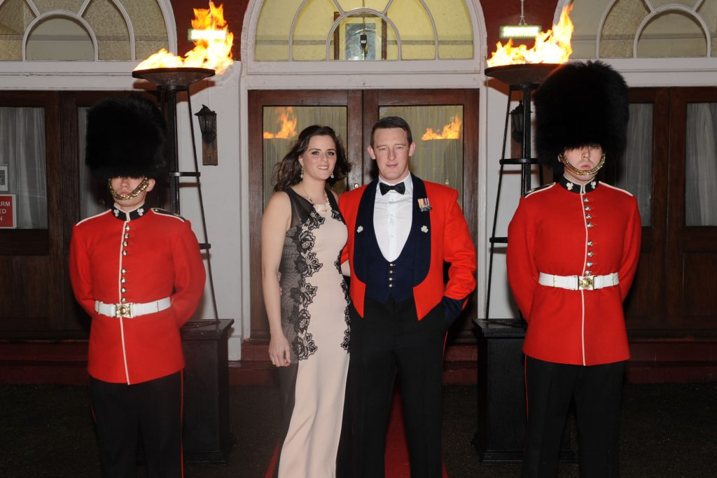 UK Military Dinner Event Photogenic Events