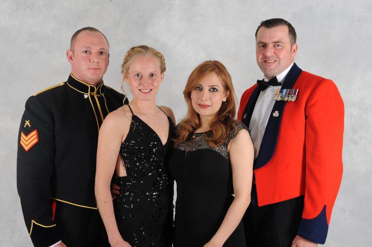 UK Military Christmas Ball Photographer Photogenic Events