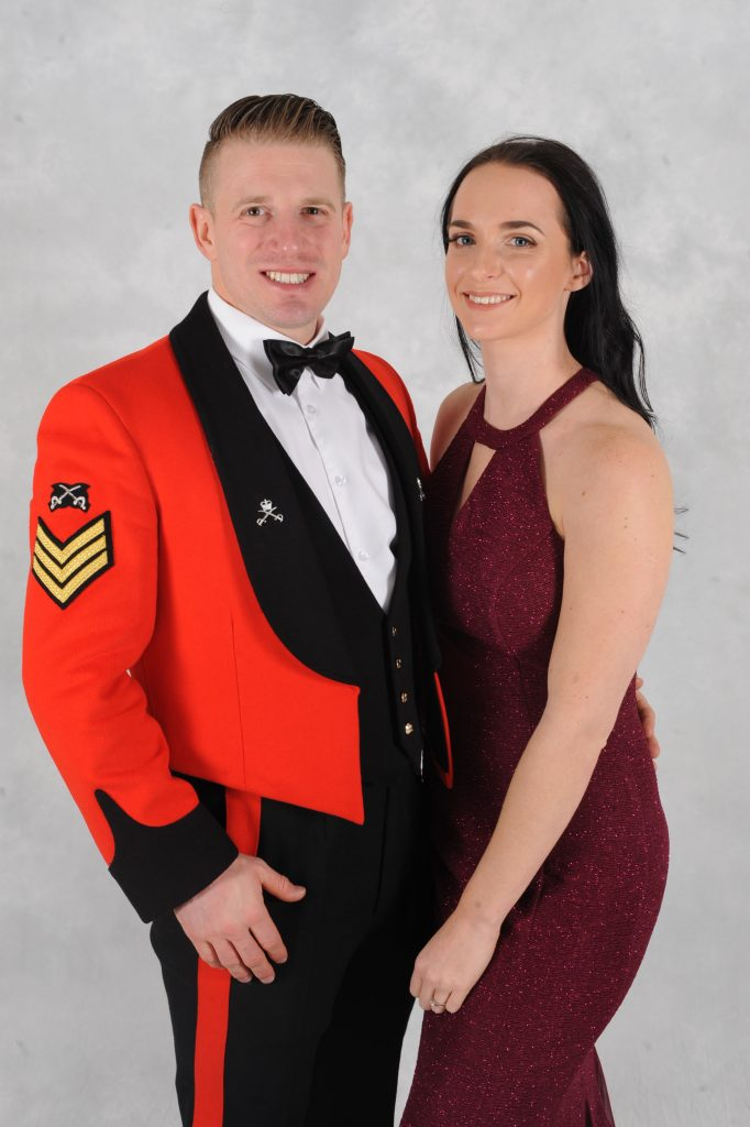 Military Christmas Ball Photography UK Military Event Photography Photogenic Events